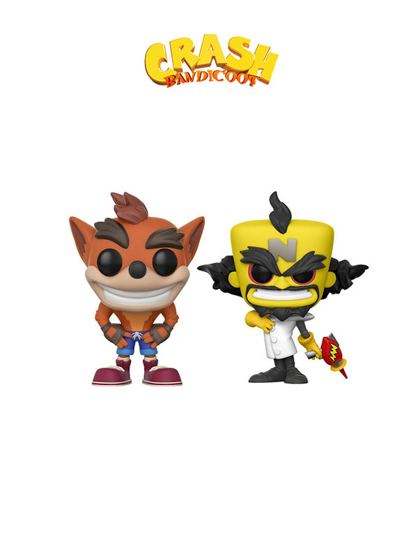Funko Games Crash Bandicoot