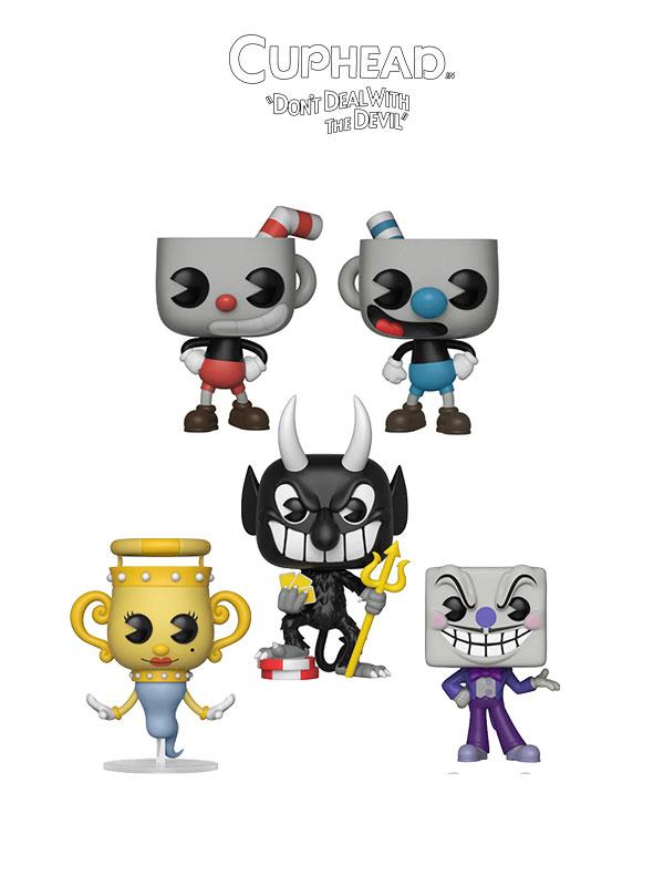 Funko Games Cuphead