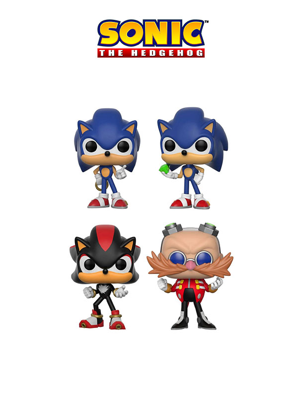 Funko Games Sonic The Hedgehog