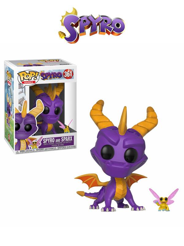 Funko Games Spyro The Dragon Spyro & Sparx