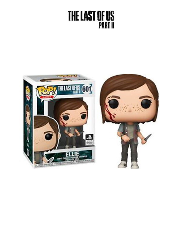 Funko Games The Last Of Us Part 2 Ellie