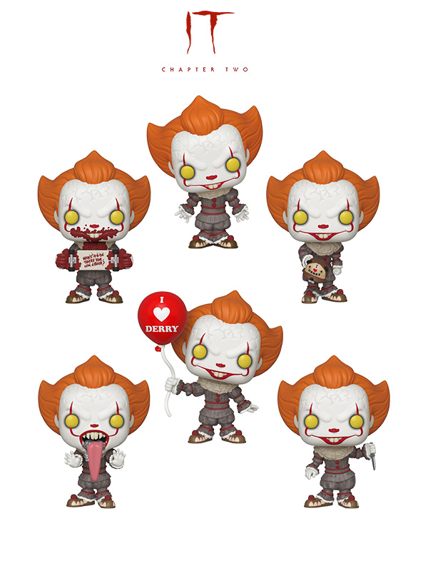 Funko Movies IT Chapter 2 Pennywise