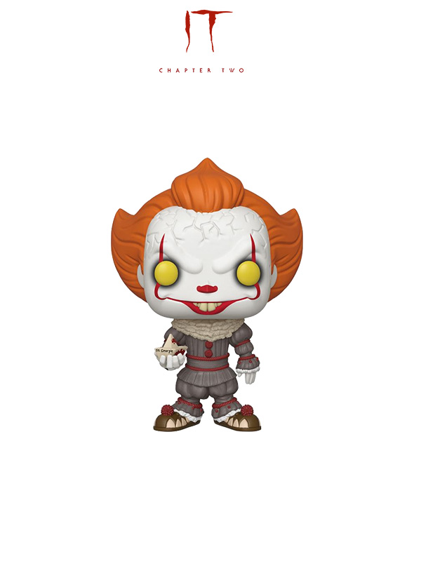 Funko Movies IT Chapter 2 Pennywise 10'' 25 CM