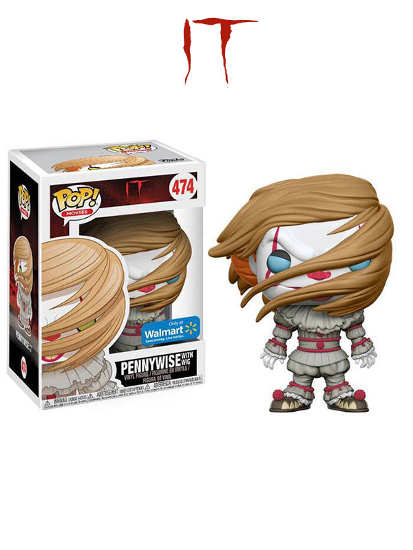 Funko Movies IT Pennywise Wallmart Exclusive