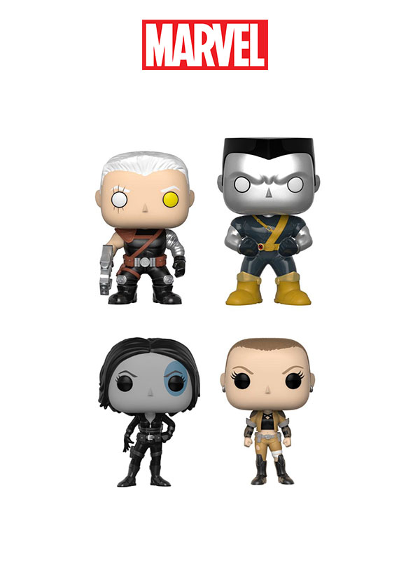Funko Marvel X-Men 2018