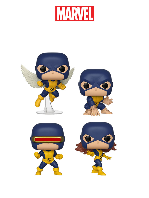 Funko Marvel 80th Anniversary X-Men First Appearance