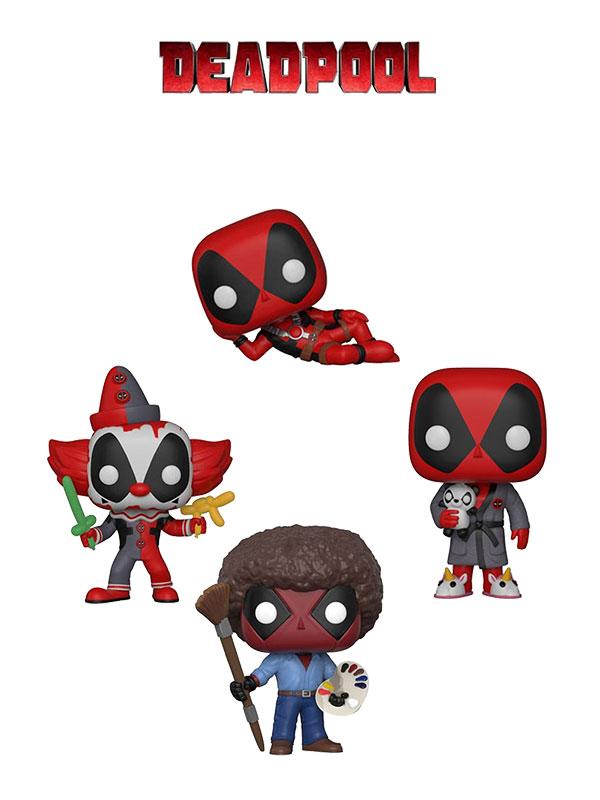 Funko Marvel Deadpool 2018