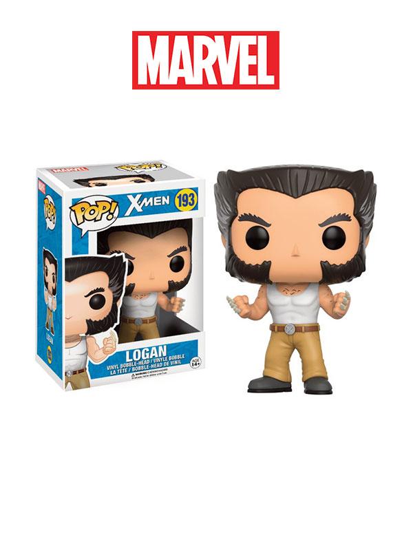Funko Marvel Logan In Vest