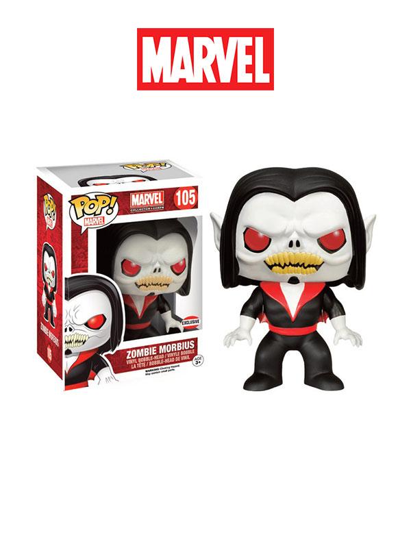 Funko Marvel Zombie Morbius Exclusive