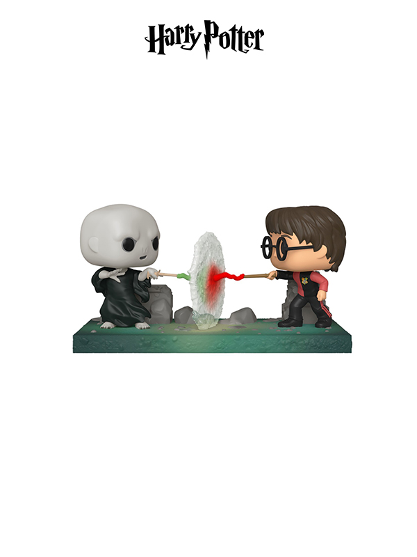 Funko Movie Moments Harry Potter Harry Vs Voldemort