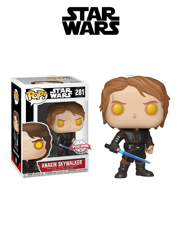 Funko Movies Star Wars Anakin Dark Side Exclusive