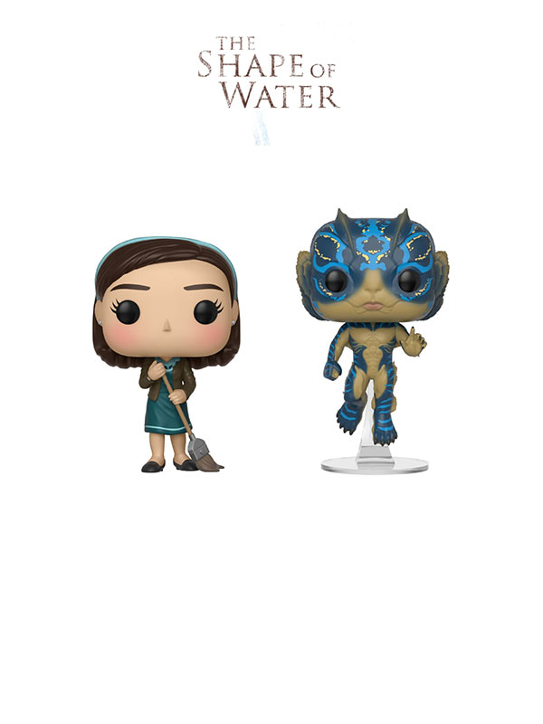 Funko Movies The Shape Of Water