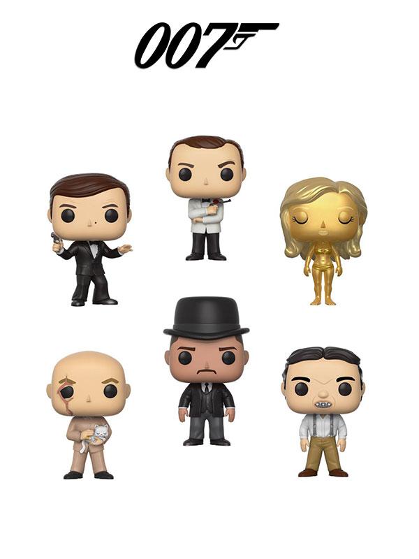 Funko Movies James Bond 007