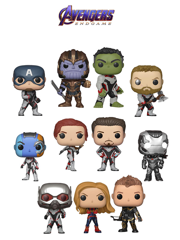 Funko Movies Avengers Endgame