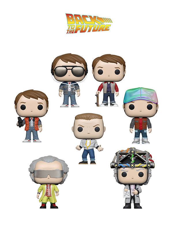 Funko Movies Back To The Future Wave 2020