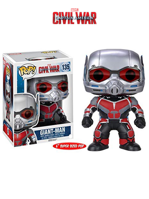 Funko Movies Captain America Civil War Giant Man Oversize