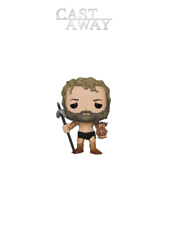 Funko Movies Cast Away Chuck With Wilson
