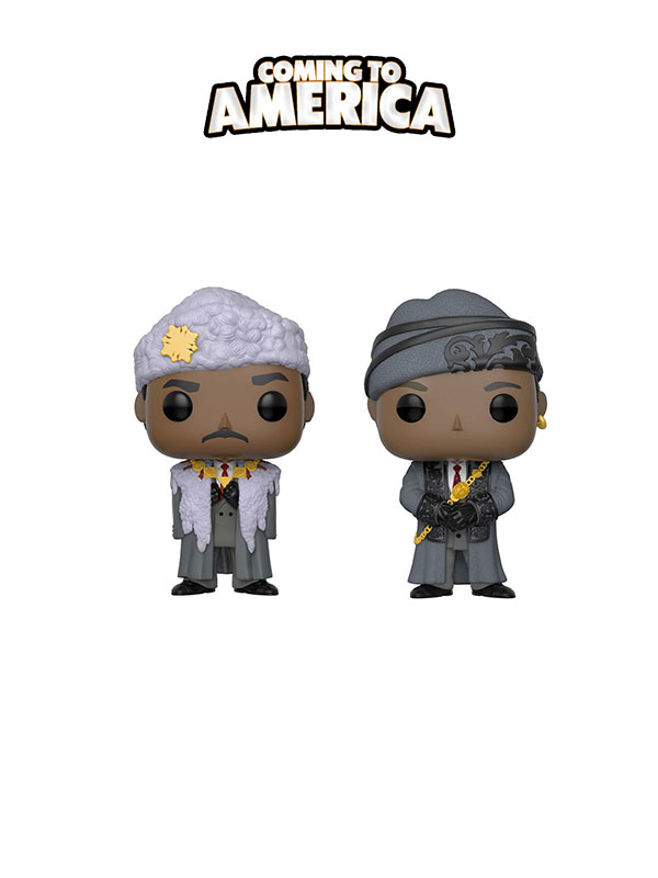 Funko Movies Coming To America