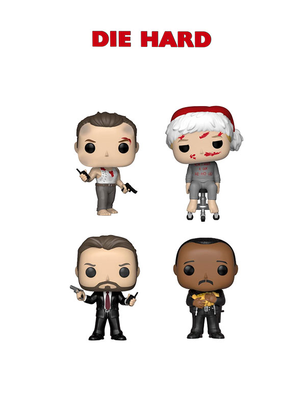 Funko Movies Die Hard