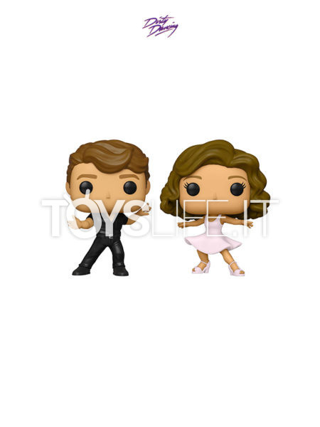 Funko Movies Dirty Dancing Johnny/ Baby Finale