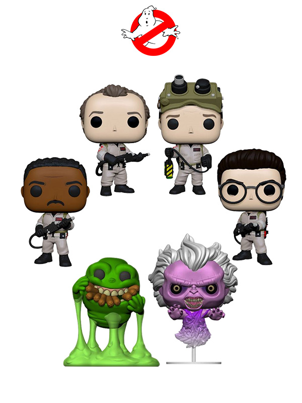 Funko Movies Ghostbusters Wave 2019