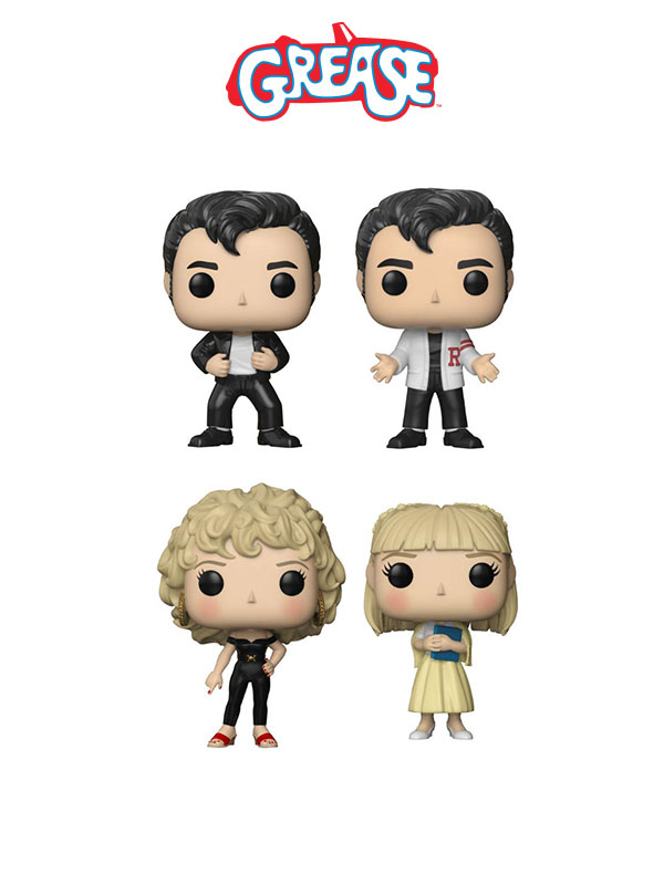 Funko Movies Grease