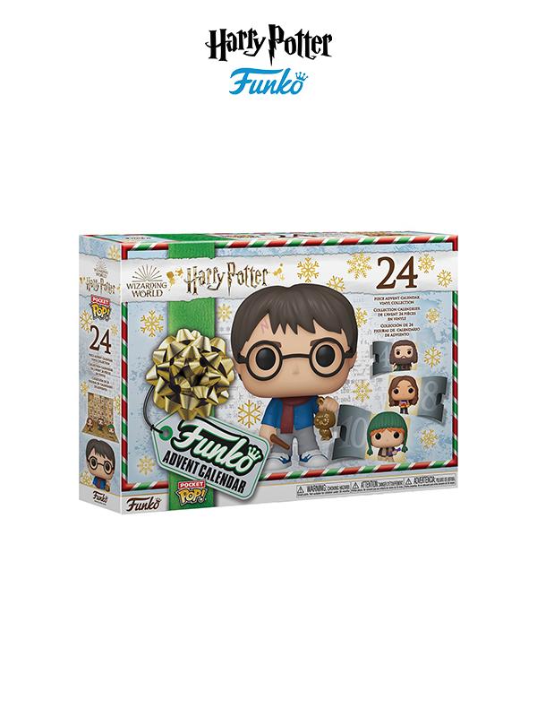 Funko Movies Harry Potter Pocket Pop Christmas Advent Calendar