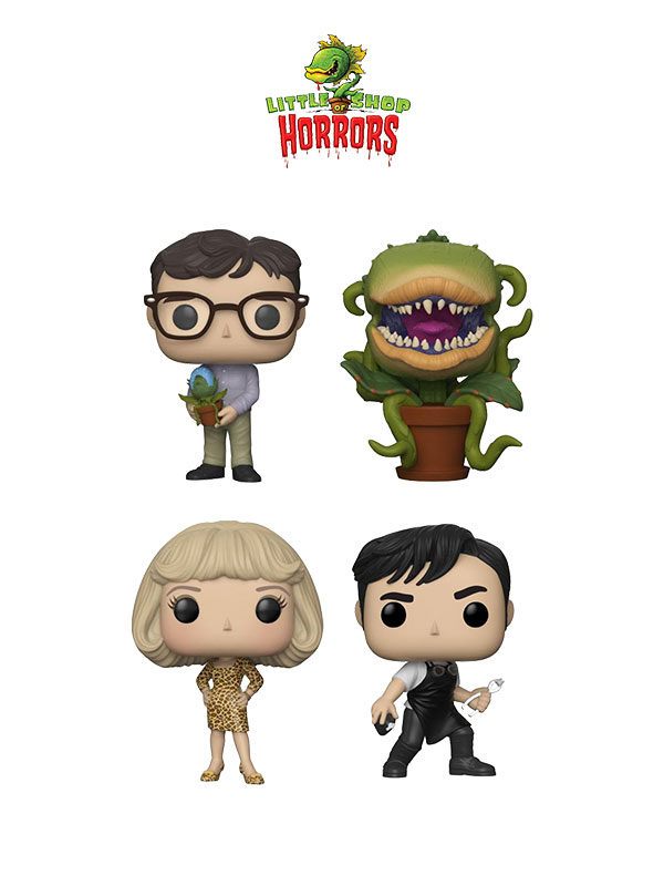 Funko Movies Little Shop Of Horrors