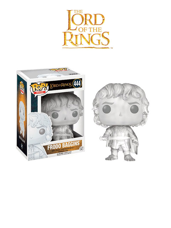 Funko Movies The Lord Of The Rings Frodo Baggins Invisible Limited