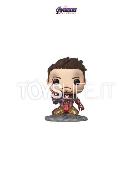 Funko Marvel Avengers Endgame I am Ironman Glow in the Dark Exclusive