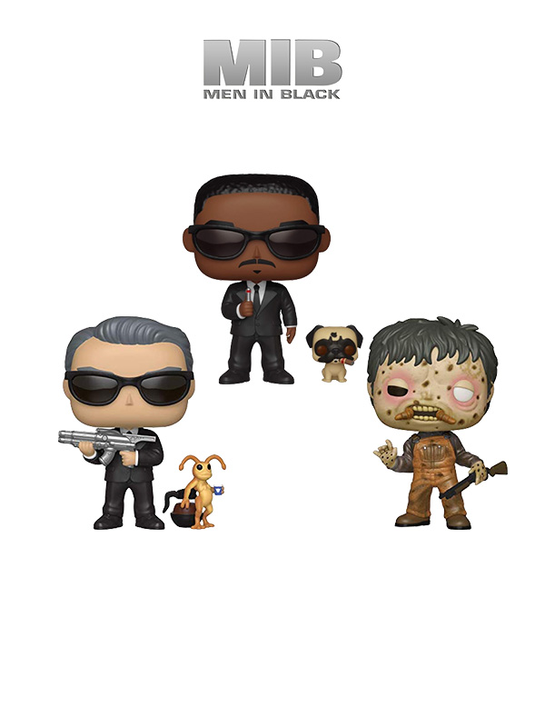 Funko Movies Men In Black