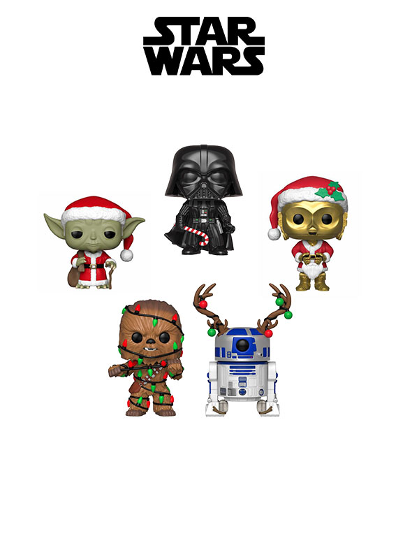 Funko Movies Star Wars Holiday