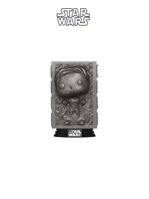 Funko Movies Star Wars The Empire Strikes Back 40th Anniversary Han Solo In Carbonite
