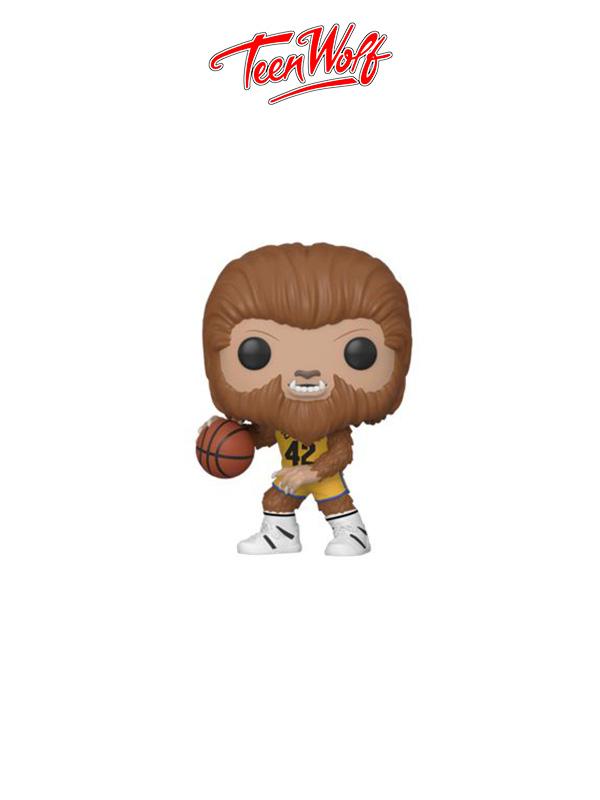 Funko Movies Teenwolf Scott Werewolf In Basket Uniform