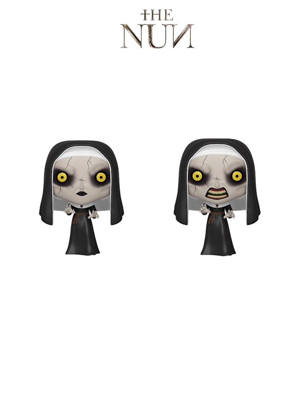 Funko Movies The Nun The Nun/The Demonic Nun