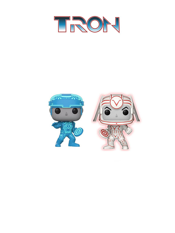 Funko Disney Tron Tron & Sark