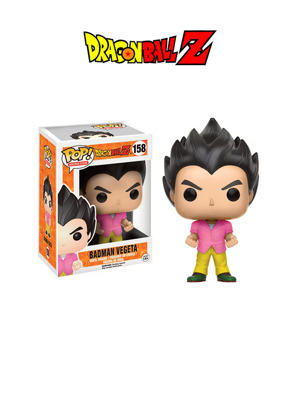 Funko Animation Dragonball Badman Vegeta Limited