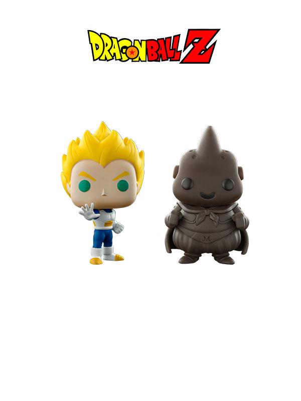 Funko Animation Dragonball Z Super Vegeta & Majin Bu Chocolate Limited