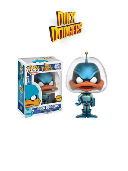 Funko Animation Duck Dodgers Duck Dodgers Chase