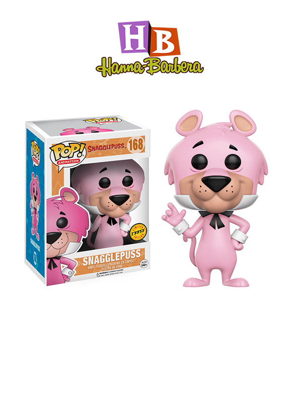 Funko Animaton Hanna & Barbera Snagglepuss Chase
