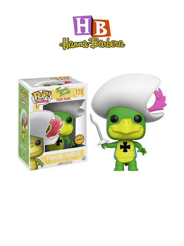 Funko Animaton Hanna & Barbera Touchè Turtle Chase