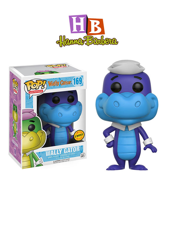 Funko Animaton Hanna & Barbera Wally Gator Chase
