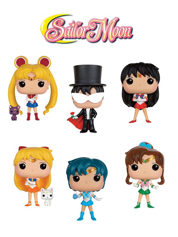 Funko Animation Sailor Moon