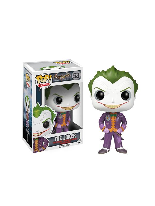 Funko Videogames Joker Arkham Asylum #53