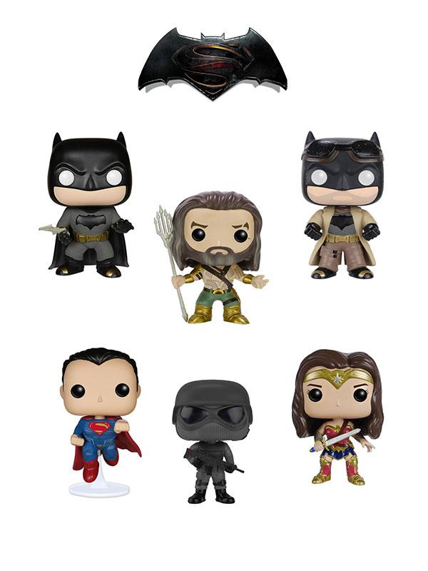 Funko Movies Batman Vs Superman Dawn Of Justice