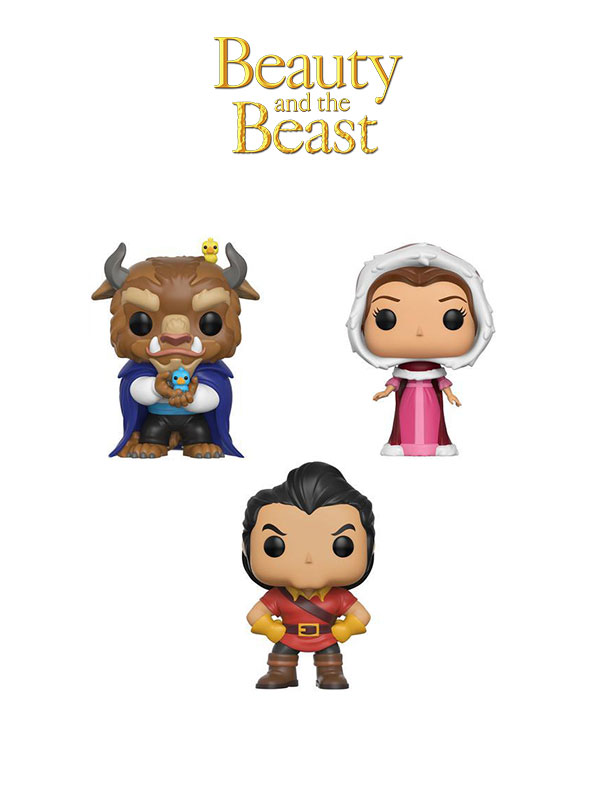 Funko Disney The Beauty And The Beast Winter