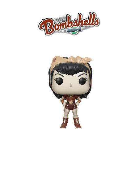Funko Dc Bombshells Wonder Woman Chase