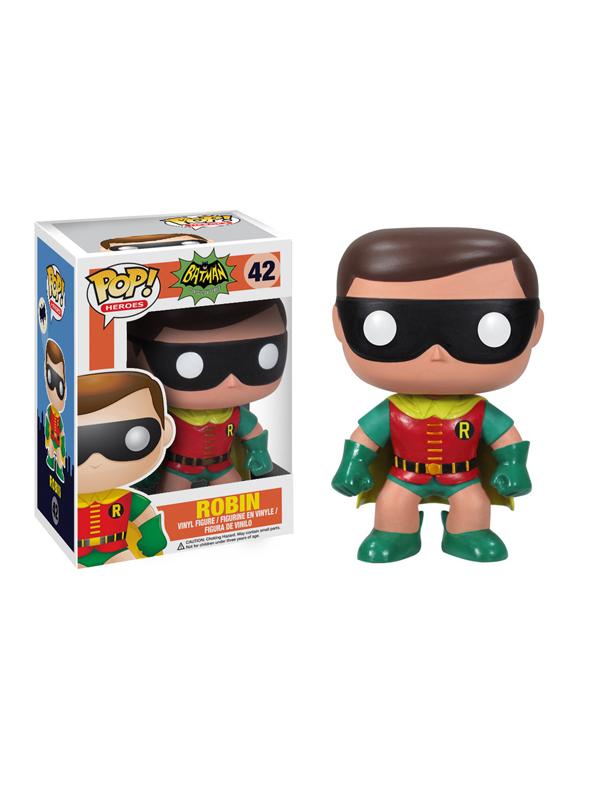 Funko DC Robin 1966 #42
