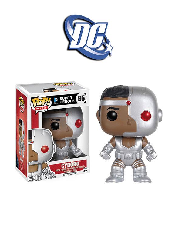 Funko Dc Cyborg