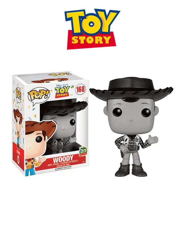 Funko Disney Toy Story Woody Black & White Limited